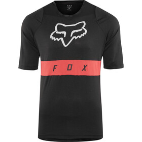 Fox Defend Moth Maillot manches courtes Homme, black